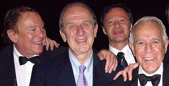 > with Carlo Cavina, Armand Versaci, Edward Terino